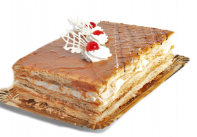 tarta-hojaldre-chocolate-miel